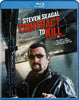 Contract to Kill (Bilingual) (Blu-ray) BLU-RAY Movie