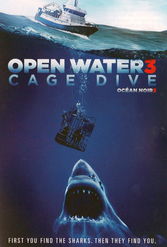 Open Water 3 - Cage Dive (Bilingual) DVD Movie
