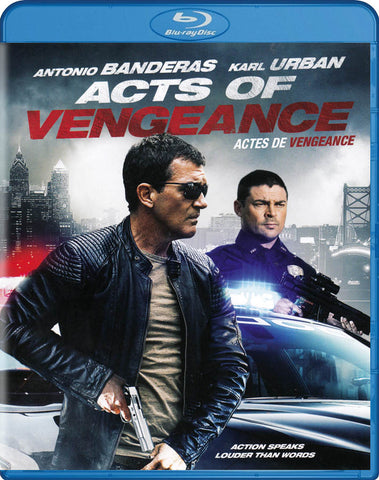 Acts of Vengeance (Blu-ray) (Bilingual) BLU-RAY Movie