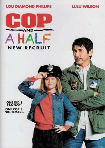 Cop and A Half - New Recruit DVD Movie