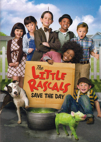 The Little Rascals - Save The Day DVD Movie