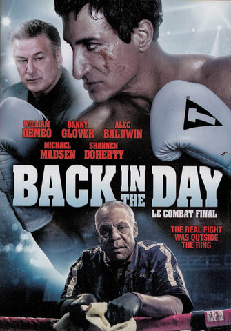 Back In The Day (Bilingual) DVD Movie