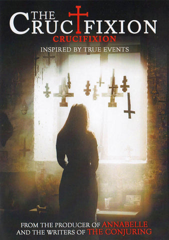 The Crucifixion (Bilingual) DVD Movie