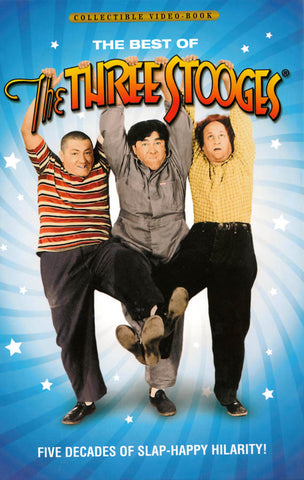 The Best of the Three Stooges (Videobook) (Boxset) DVD Movie