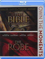 The Bible / The Robe (Blu-ray)