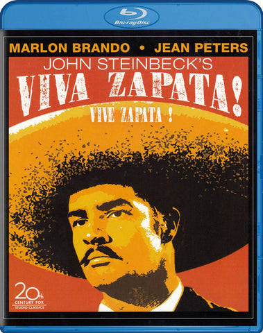Viva Zapata (Bilingual) (Blu-ray) BLU-RAY Movie