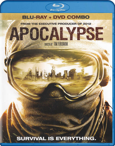 Apocalypse (Blu-ray + DVD) (Blu-ray) BLU-RAY Movie