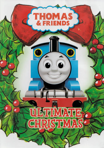 Thomas and Friends - Ultimate Christmas (Universal) DVD Movie
