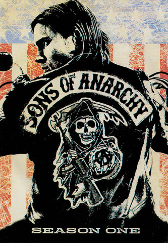 Sons of Anarchy - Season 1 DVD Movie