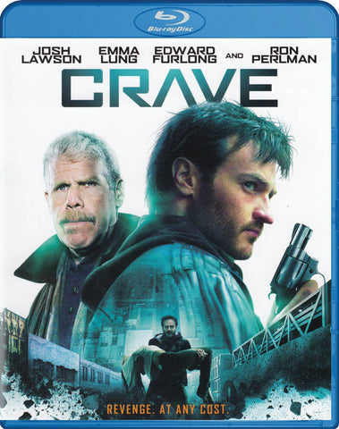Crave (Blu-ray) BLU-RAY Movie