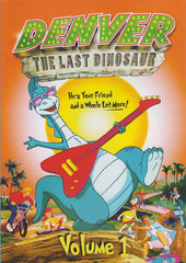 Denver, The Last Dinosaur - Volume 1