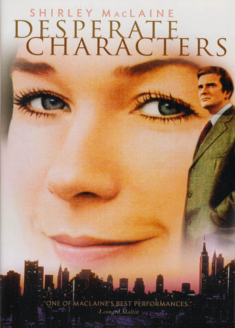 Desperate Characters DVD Movie
