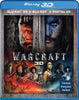 Warcraft 3D (Blu-ray 3D + Blu-ray + Digital HD) (Blu-ray) (Bilingual) BLU-RAY Movie