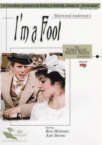 I'm a Fool DVD Movie