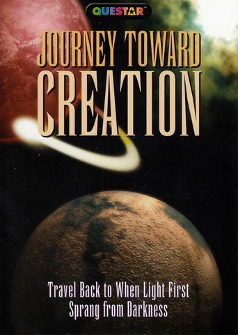 Journey Toward Creation DVD Movie