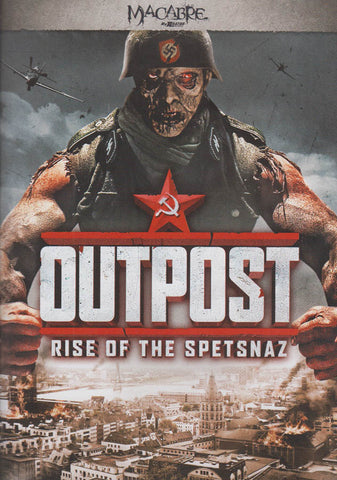 Outpost 3: Rise of the Spetznaz DVD Movie