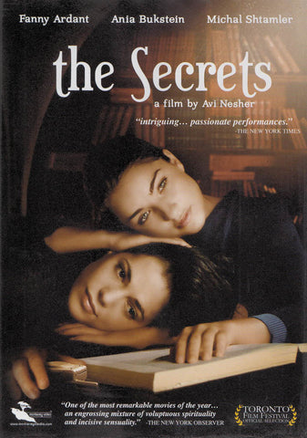 The Secrets DVD Movie
