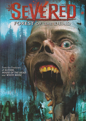 Severed: Forest of the Dead DVD Movie
