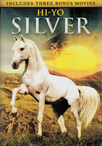 Hi-Yo Silver (Includes Three Bonus Movie) DVD Movie
