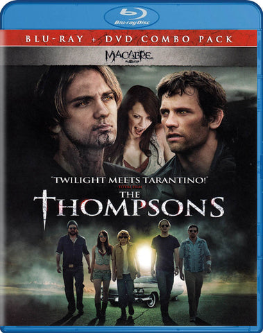 The Thompsons (Blu-ray + DVD) (Blu-ray) BLU-RAY Movie