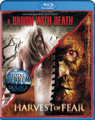 A Brush With Death / Harvest of Fear (Total Terror Double Features) (Blu-ray)