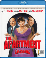 The Apartment (Collector's Edition) (Blu-ray) (Bilingual)