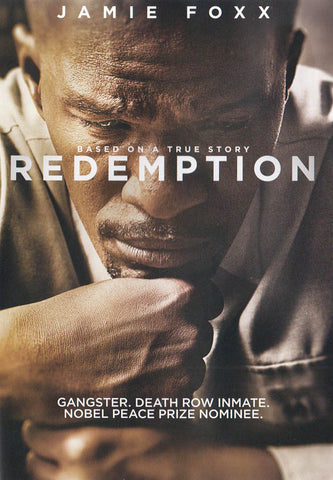 Redemption (Jamie Foxx) (FOX) (Black and White Cover) DVD Movie