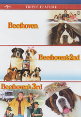 Beethoven / Beethoven's 2nd / Beethoven's 3rd (Triple Feature)