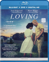 Loving(Blu-ray / DVD / Digital HD) (Blu-ray) (Bilingual)