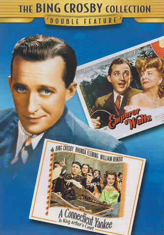 A Connecticut Yankee In King Arthur s Court / The Emperor Waltz (The Bing Crosby Collection) DVD Movie
