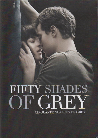 Fifty Shades of Grey (Bilingual) DVD Movie