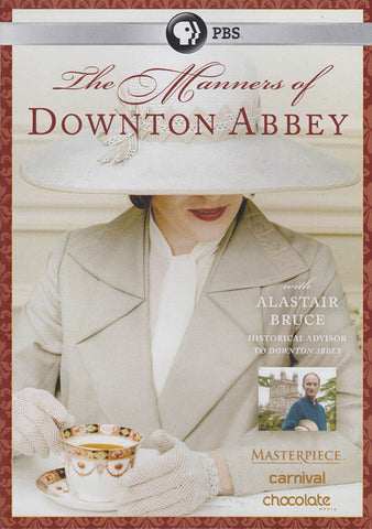 The Manners of Downton Abbey DVD Movie