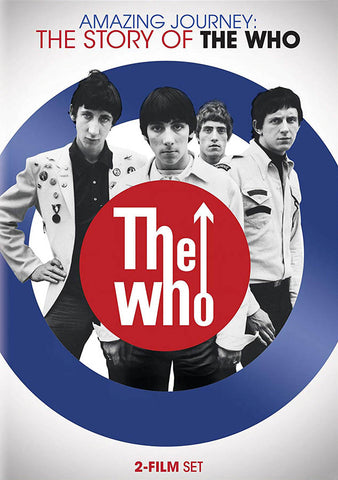 Amazing Journey: The Story of The Who (2-Film Set) DVD Movie