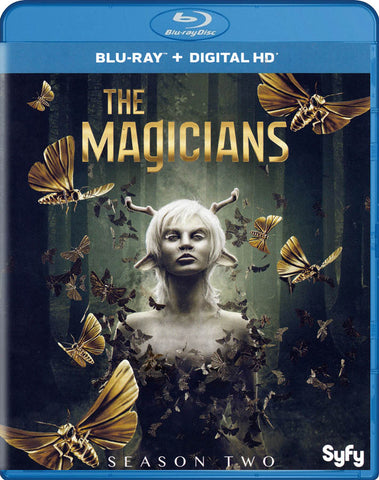 The Magicians: Season Two (Blu-ray) BLU-RAY Movie