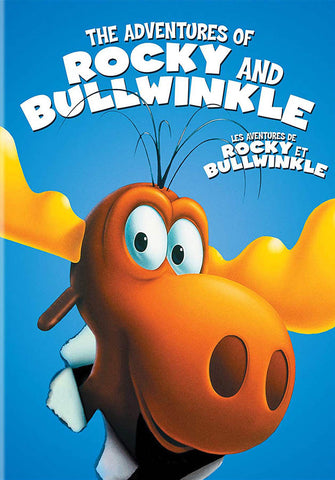 The Adventures Of Rocky and Bullwinkle (Bilingual) DVD Movie