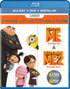 Despicable Me / Despicable Me 2 (2-Movie Collection) (Blu-ray + DVD) (Blu-ray) (Bilingual) BLU-RAY Movie