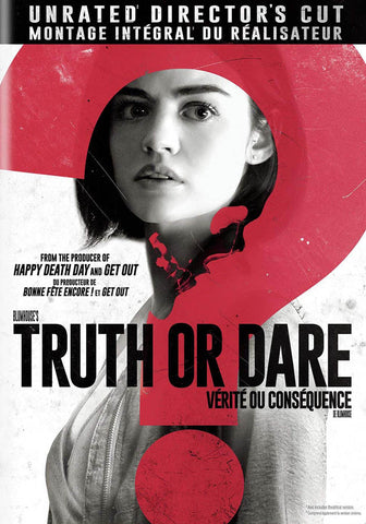Truth Or Dare (Unrated Director's Cut) (Bilingual) DVD Movie