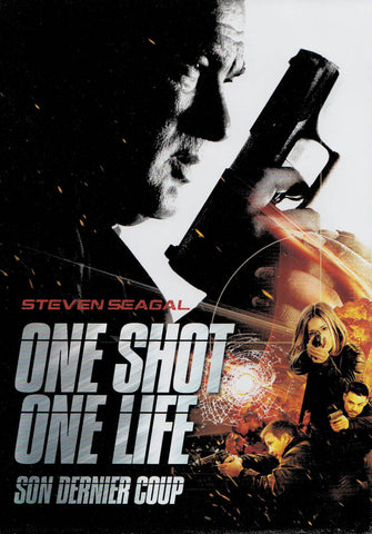 One Shot One Life (Bilingual) DVD Movie
