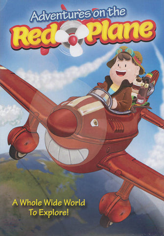 Adventures On The Red Plane DVD Movie
