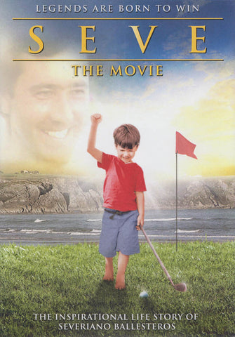 Seve - The Movie DVD Movie