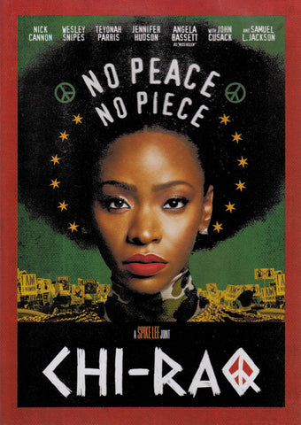 Chi-Raq DVD Movie