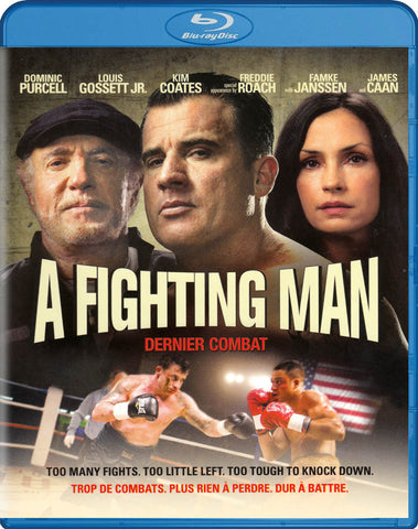 A Fighting Man (Blu-ray) (Bilingual) BLU-RAY Movie