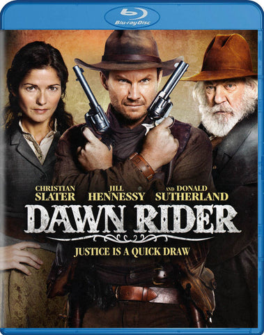 Dawn Rider (Blu-ray) BLU-RAY Movie