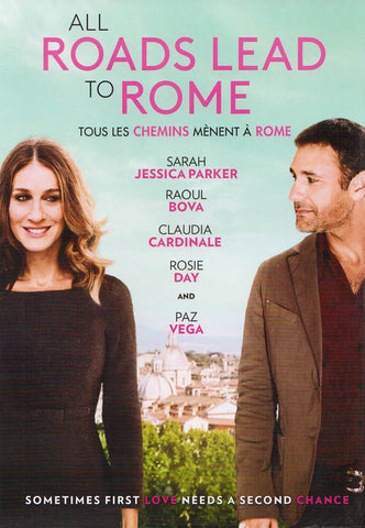 All Roads Lead To Rome (Bilingual) DVD Movie