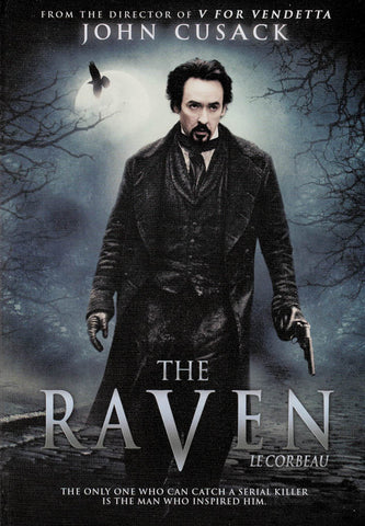The Raven (Bilingual) DVD Movie