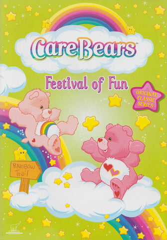 Care Bears - Festival of Fun (MAPLE) DVD Movie