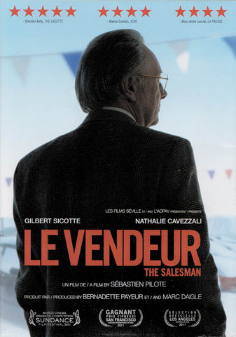 Le Vendeur (The Salesman) (Bilingual) DVD Movie