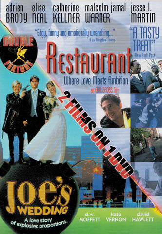 Restaurant and Joe's Wedding (Double Feature) DVD Movie