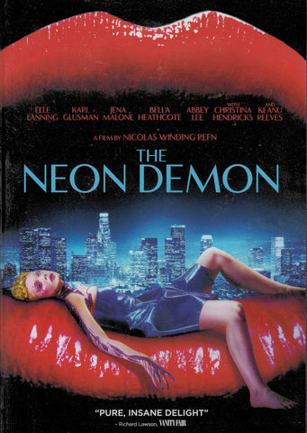 The Neon Demon DVD Movie