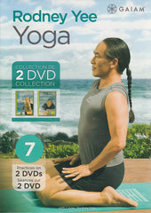 Rodney Yee Yoga (Ultimate Power Yoga / Yoga Core Cross Train) (Boxset) (Bilingual)